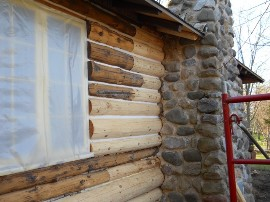 Log cabin repair needs to be done right