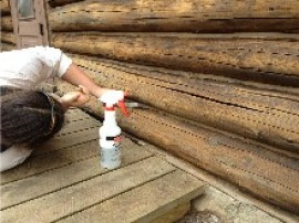 Log Home Caulking: Why Does It Crack and Fail (Part 2)?