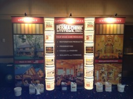 Chinking Log Homes: Report from Perma-Chink Systems conference, Duluth, MN
