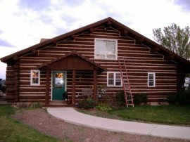 Chinking Logs: When is it necessary to chink your log home?