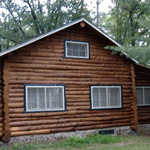 Log Home Repair, Eau Clair WI