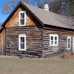 Preservation of Historic Log Home Bayfield, WI