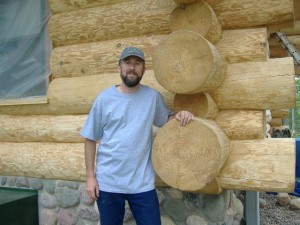 Inspect Log Home/Cabin: Pre-purchase Inspection