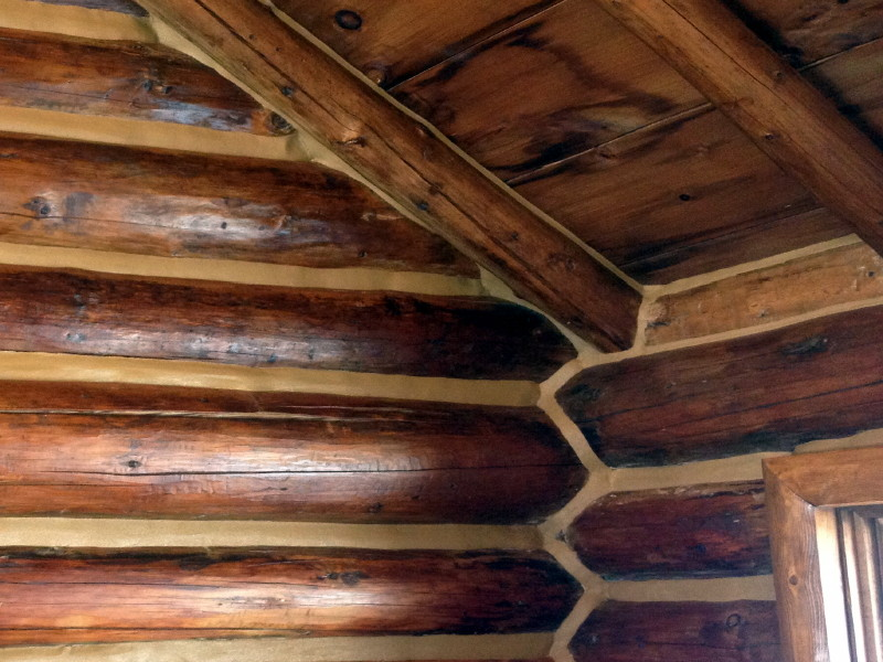 log home caulking why does it crack and fail part 2