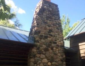 Sealed chimney