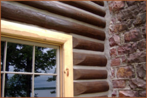 Repair of dry chimney rot