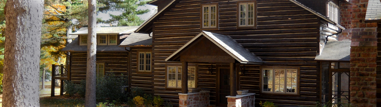 Log Home Pre-purchase Inspection