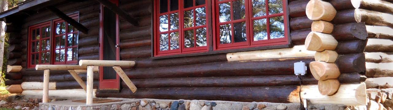 Log Home Repair Experts