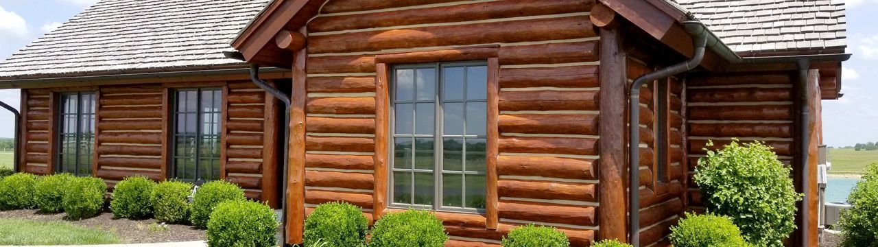 Red cabin restored