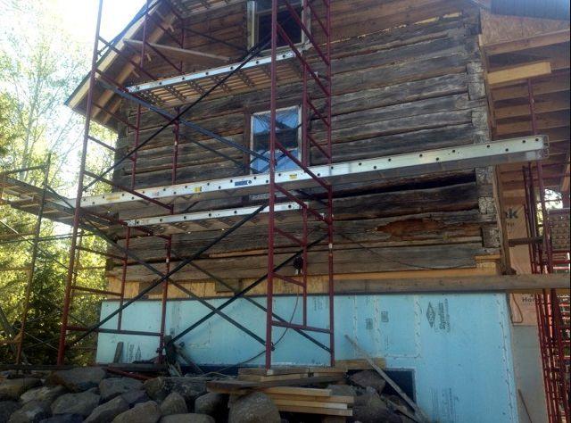 Preparing to replace logs