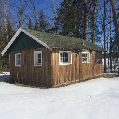 Cabin in need of help